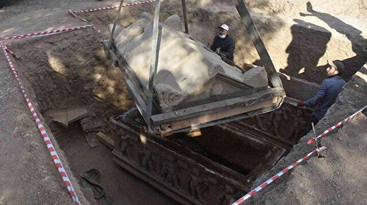 İznikte arkeologları şok eden büyük keşif