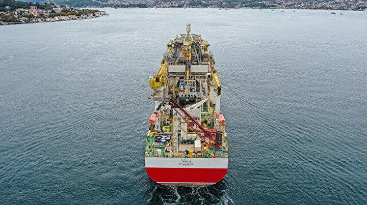 Yavuz Karadeniz'de: Yeni gaz müjdeleri için aramalara başlayacak