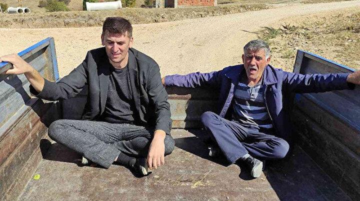 Köylülerden ilginç yöntem: Böbrek taşını düşürmek isteyen bu köye geliyor