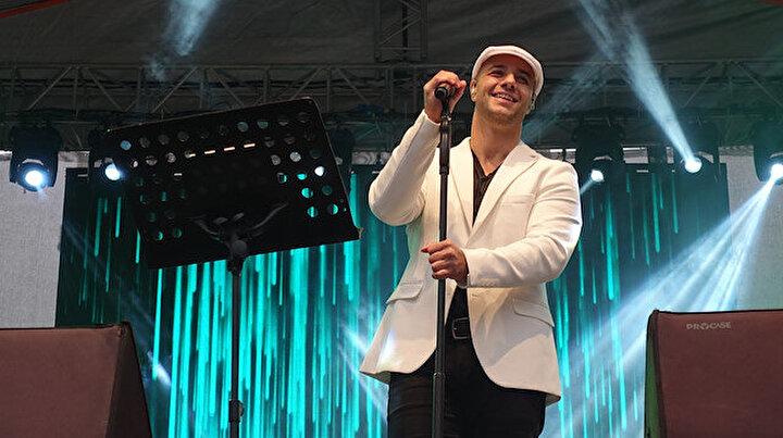 Dünyaca ünlü isim Maher Zain İstanbulda konser verdi: Türkiye için dua ediyorum