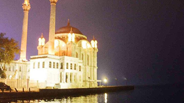 İstanbul'da yoğun sis: 15 Temmuz Şehitler Köprüsü gözden kayboldu