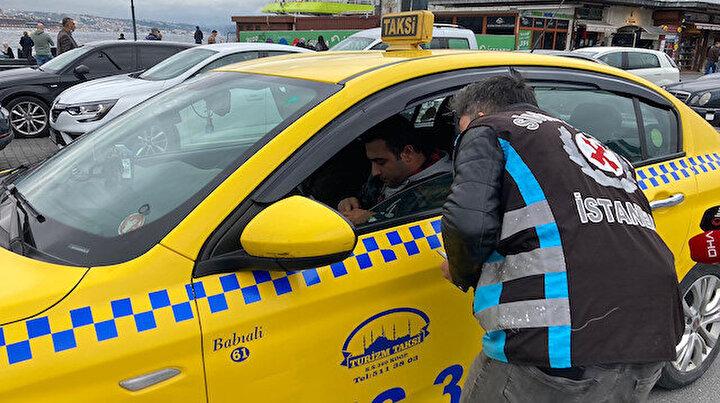Yolcu seçen taksicilere ceza yağdı
