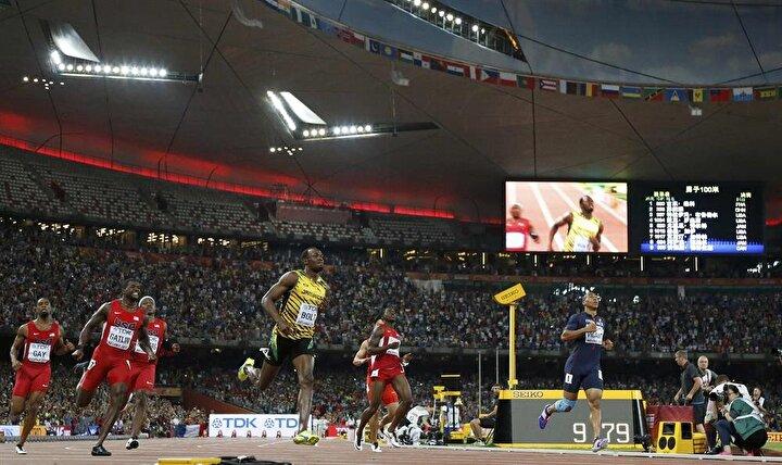 Dünyanın en iyi atletleri kapışıyor