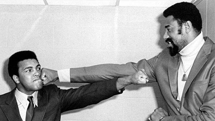 Malcolm X ve Muhammed Ali Clay