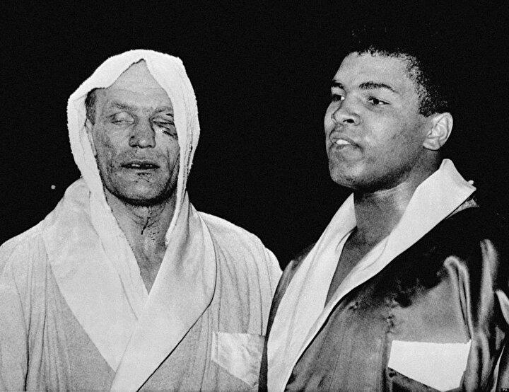 Müslüman boksörün hayatından ilginç kesitler