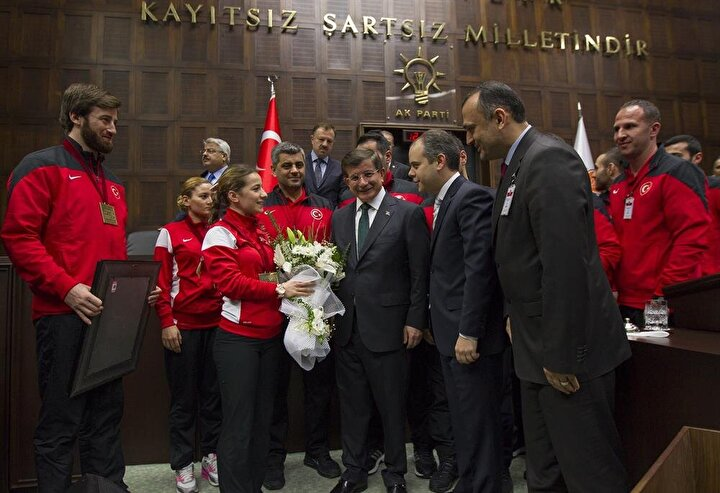 Karateci Ahmed Davutoğlu