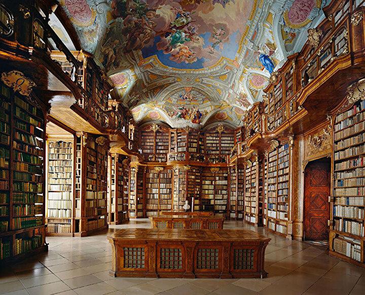 St. Florian Manastırı, Avusturya