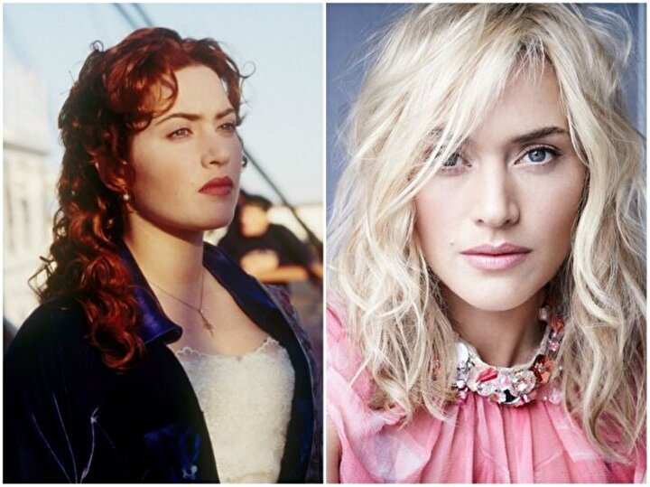 Kate Winslet — Rose DeWitt Bukater