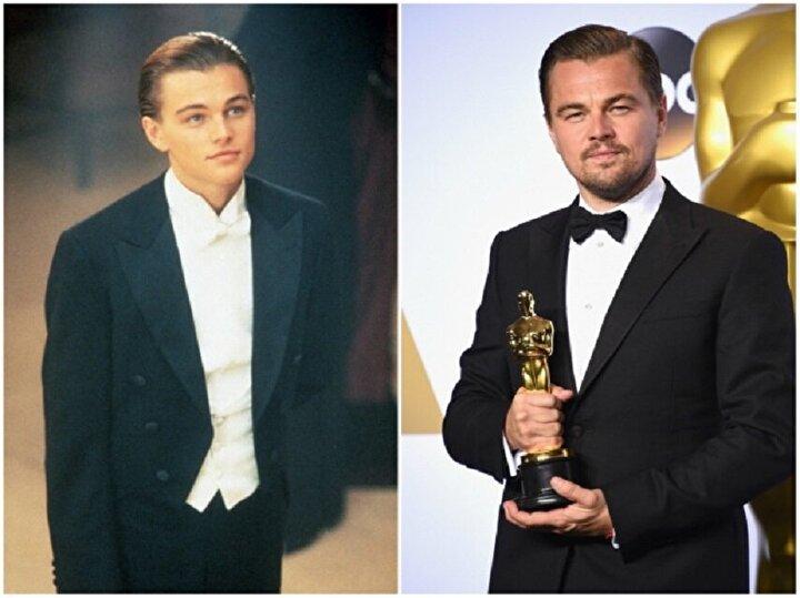 Leonardo DiCaprio — Jack Dawson