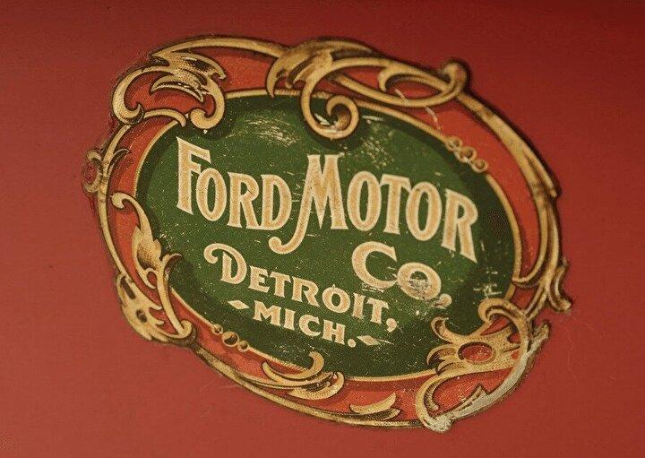 1916'da dünyadaki arabaların yüzde 55'i T Ford modeldi