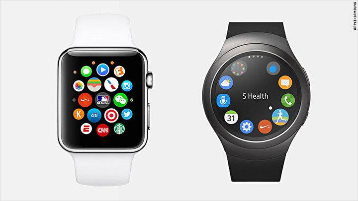 Bir kaç yıldır akıllı saatler piyasada yer edinmeye başladı. Apple ve Samsung bu saatler için muhtemelen Seikoyu örnek aldı.