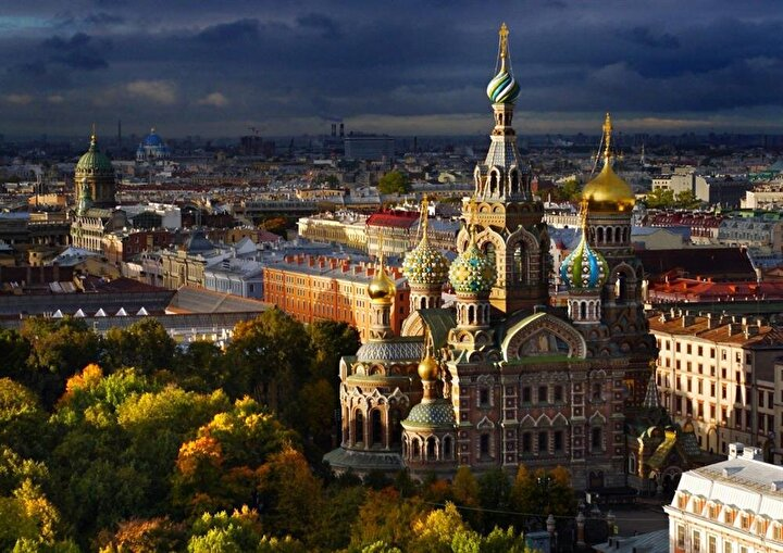 Saint Petersburg Rusya