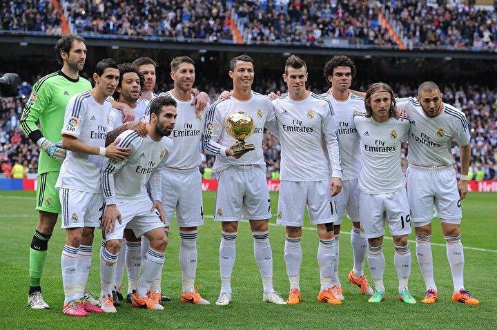 2 - Real Madrid (futbol): 3,65 milyar dolar