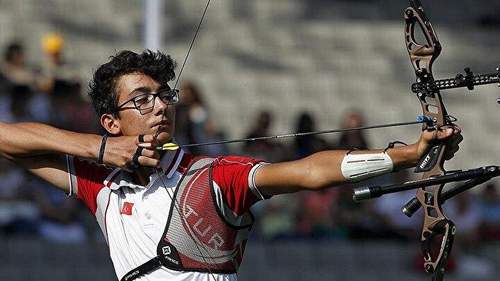 Okçuluk: Bizim için tarihi değeri olan bu sporda 2 kişi ile temsil edileceğiz. Sporcularımızın isimleri: Mete Gazoz, Yasemin Ecem Anagöz.