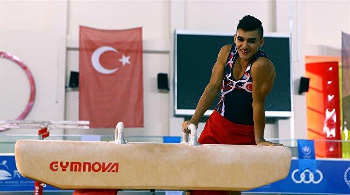 Cimnastik dalında Ferhat Arıcan ve Tutya Yılmaz ülkemizi temsil edecek.