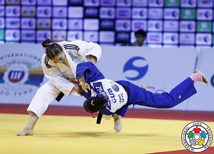 Judo takımımız şu şekilde: Bekir Özlü (erkekler 60 kilo), Dilara Lokmanhekim (kadınlar 48 kilo), Büşra Katipoğlu (63 kilo), Kayra Almira Sayit (kadınlar artı 78 kilo).
