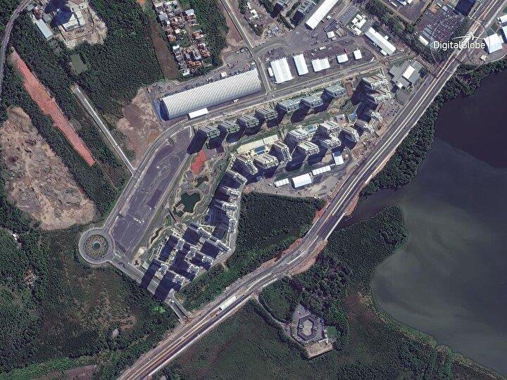 Sonrası: Olimpiyat Köyü
