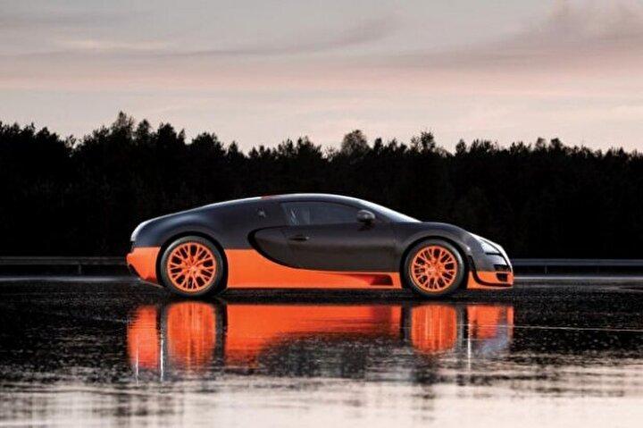 Bugatti Veyron Super Sport (429 Km/s)