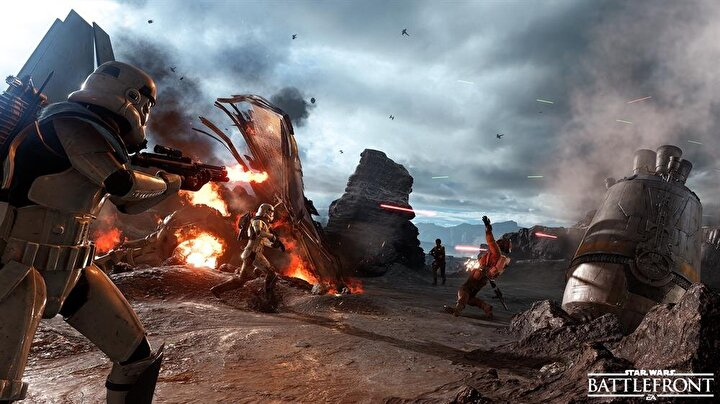 Star Wars: Battlefront - 37TL (%75 İndirim)