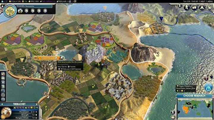 Sid Meiers Civilization V - 46TL (%37 İndirim)