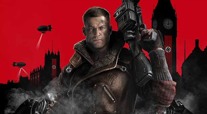 Wolfenstein: The New Order - 68TL (%49 İndirim)