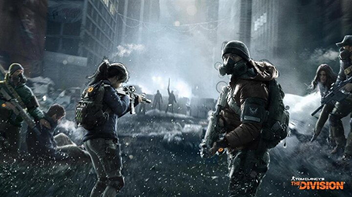 Tom Clancy's The Division - 84TL (%50 İndirim)
