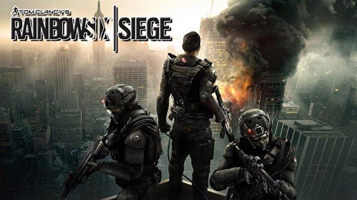 Tom Clancys Rainbow Six: Siege - 65TL (%50 İndirim)
