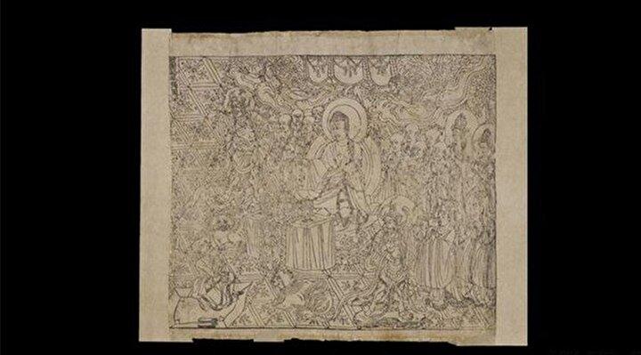En eski basılı kitap: Gutenberg'in bastığı İncil'den 600 yıl önce M.S. 868'de başka bir basım tekniği geliştirilmişti. Diamond Sutra dünyanın en eski basılı kitabı olarak kabul edilir. Kitap, Buda ve onun öğrencilerinden biri arasında geçen bir diyaloğu içeriyor. Harfler ve resimler ahşap zemin üzerine basıldı, renklendirildi ve daha sonra kağıda aktarıldı.