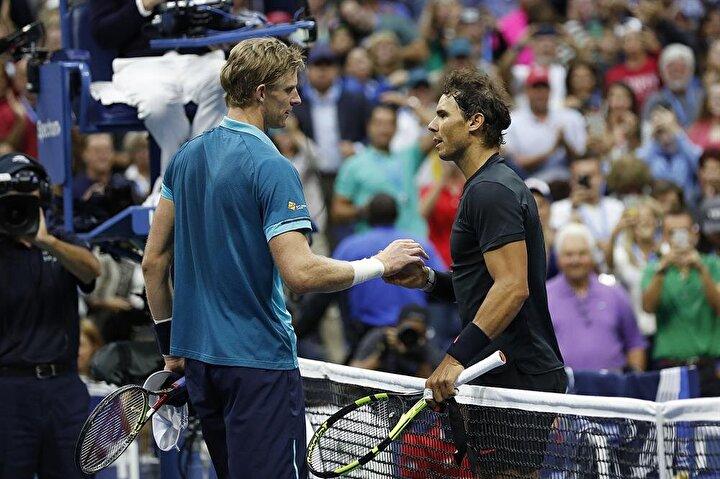 Nadal, ABD Açık Tenis Turnuvası 2017 erkekler şampiyonu oldu.
