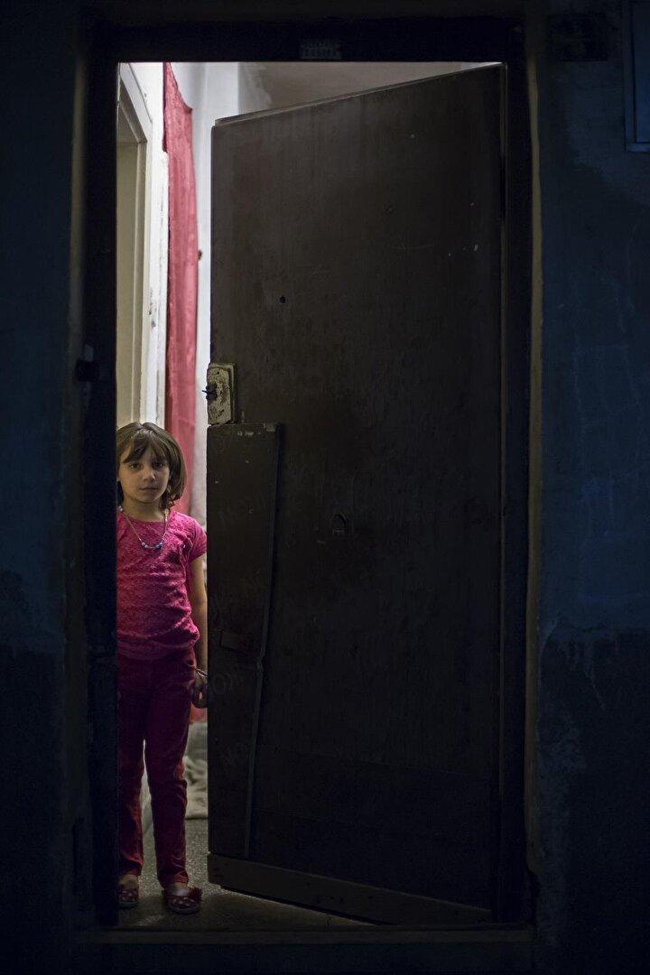 Savaş mağduru çocuklara açılan şefkat kapısı