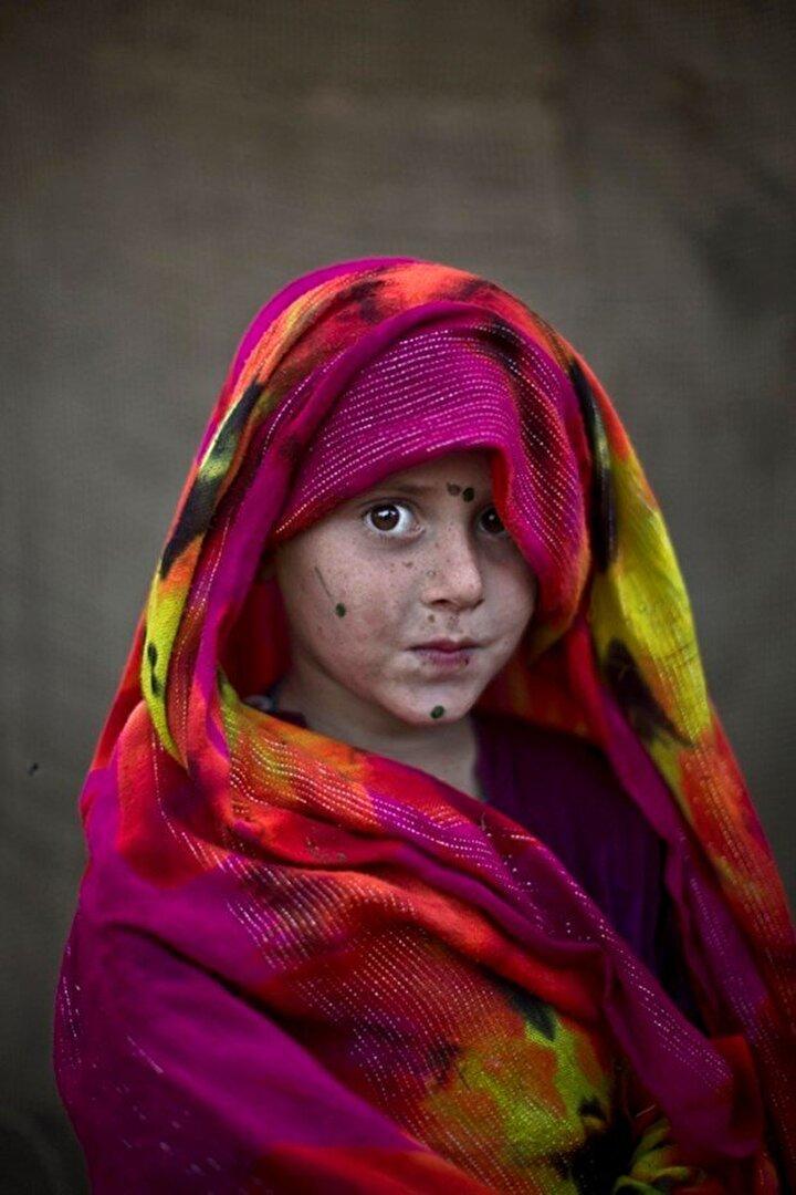 5 yaşındaki Robina Haseeb.