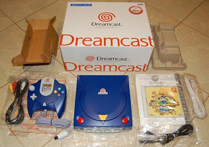 Gundam RX-78 Custom Edition Dreamcast (7 bin 300 dolar)