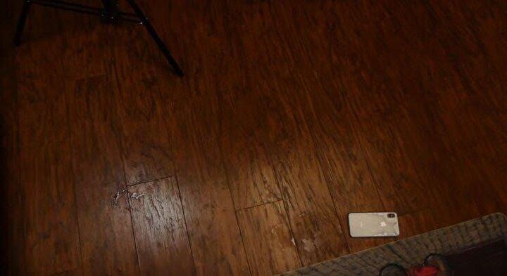 iPhone X, bu testti geçmeden önce yere düştü.