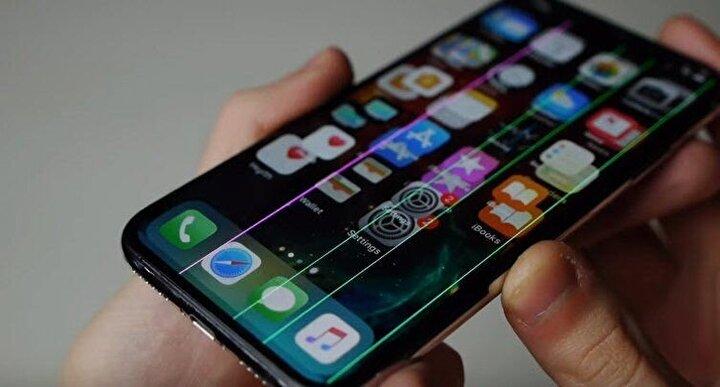 iPhone Xi pişirdiler!