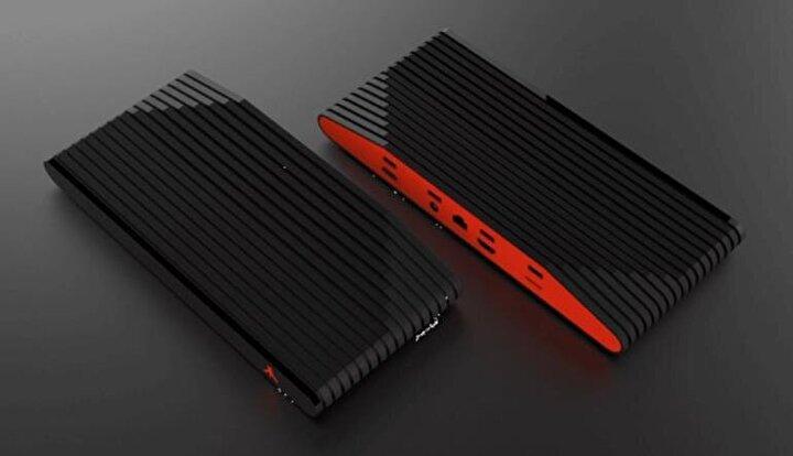 30 Mayıs 2018de ön siparişe açılacak konsolun diğer olası ismi ise Atari VCS.
