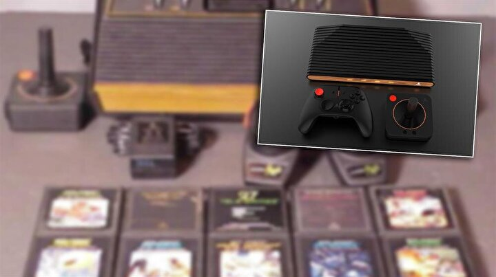 Atari efsanesi geri dönüyor!