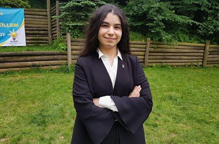 Elif Nur Bayram (AK Parti)