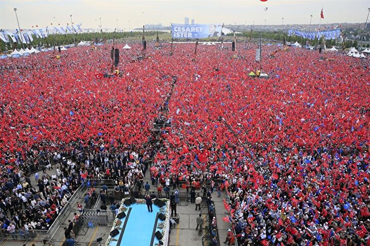 Büyük İstanbul Mitingi