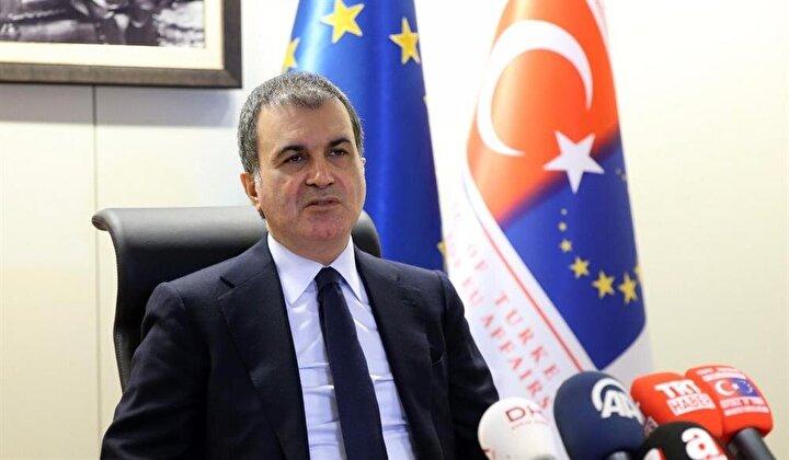 Avrupa Birliği Bakanı Ömer Çelik de Meclise veda eden önemli siyasetçiler arasında yer alıyor.