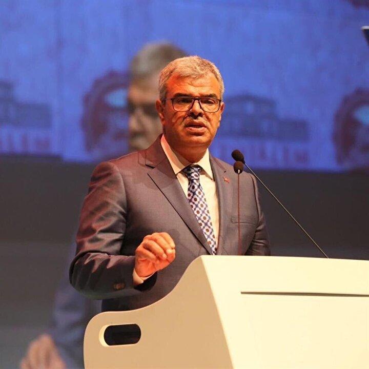 23. Kahramanmaraş Milletvekili seçilen eski Başbakan Yardımcısı Veysi Kaynak da Meclise vedaetti.