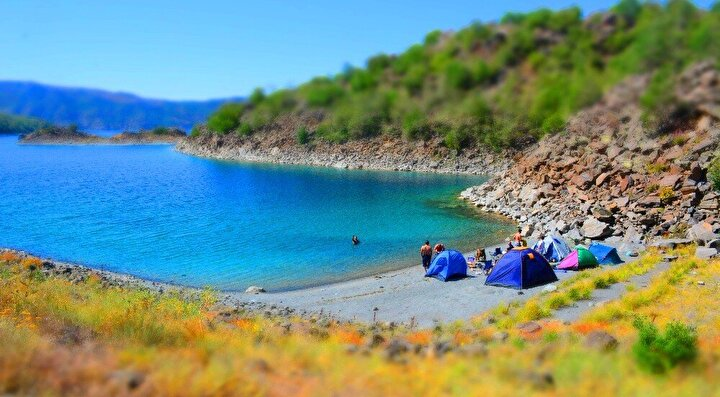Martı Adasının keşfedilmesi ve bu sayede turizme kazandırılması için Bitlis Kültür ve Turizm İl Müdürlüğü tarafından başlatılan çalışmalar ise sürüyor.