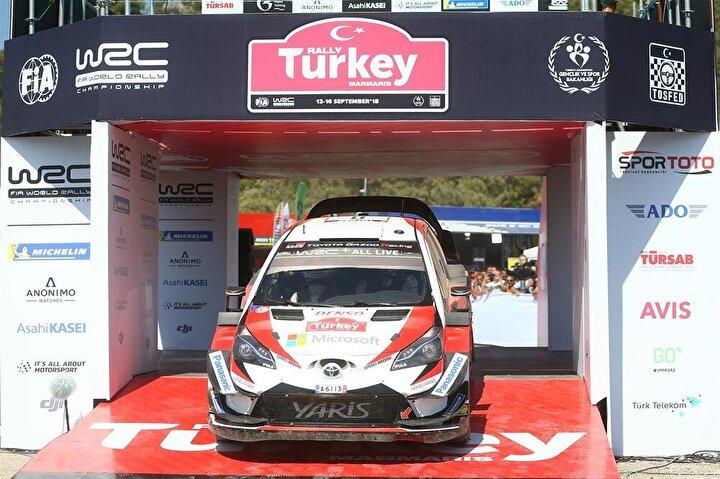 Muğlanın Marmaris ilçesinde düzenlenen ve 17 etaptan oluşan Dünya Ralli Şampiyonasının 10. ayağı Türkiye Rallisi tamamlandı.