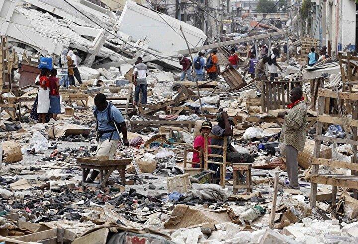 12 Mayıs 2008de Çin Halk Cumhuriyetinin Siçuan eyaletine bağlı Ngawa Tibet-Çiang Özerk İlinin Vençuan ilçesinde 7.8 şiddetindeki deprem Pekin ve Şangaydan bile hissedildi. Resmi rakamlara göre 69 bin 197 kişi öldü, 374 bin 176 kişi yaralandı. 15 milyon kişinin evsiz kaldığı depremde 18 bin 222 kişi kayıp ilan edildi.