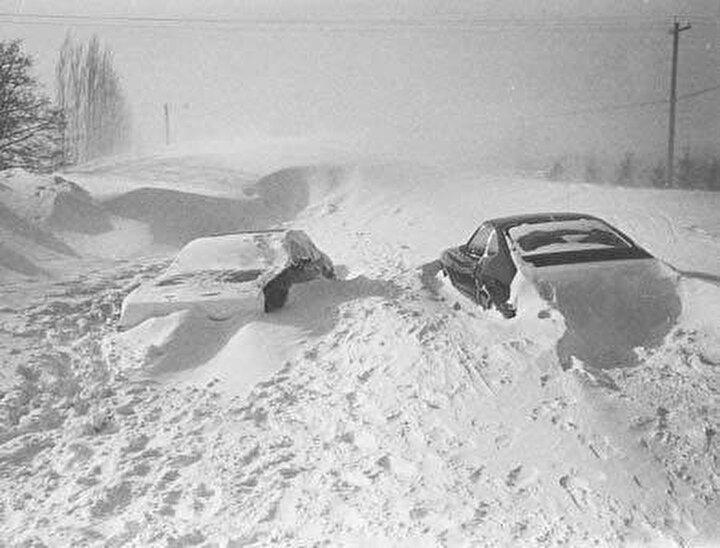 1972 yılında İran'da yaşanan kar fırtınası nedeniyle 4 bin kişi öldü. Tam 200 köy haritadan silindi. 3 Şubat'ta başlayan hava olayı 9 Şubat'ta bittiğinde kar kalınlığı 8 metreyi bulunan kar fırtınası bilinen en ölümcül tipi olarak tarihe geçti.