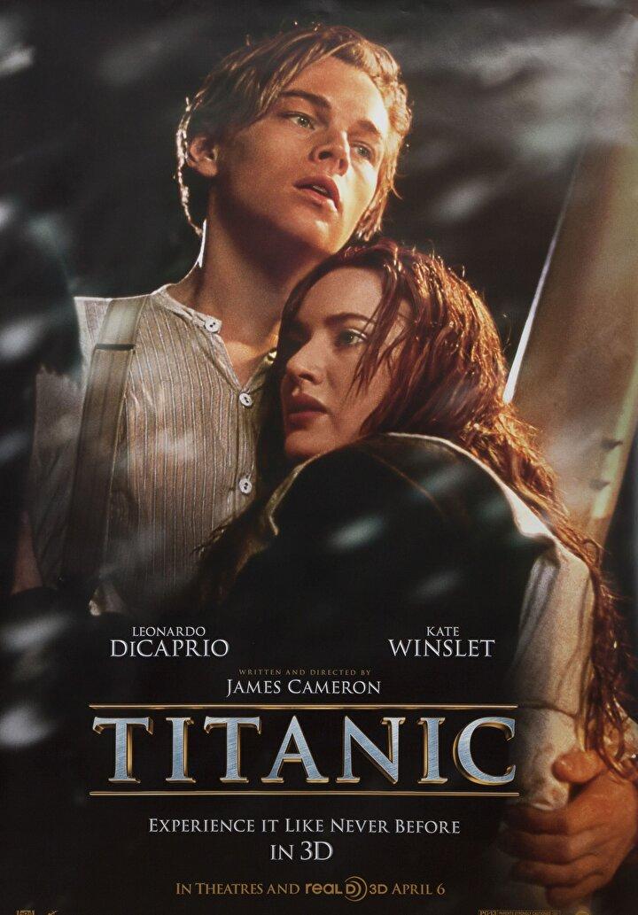 Titanic - Titanik Dünyanın hatırlamak istemediği türden felaketlerden olan Titanik faciası, dev prodüksiyonların yönetmeni James Cameron tarafından çekilen görkemli bir film.