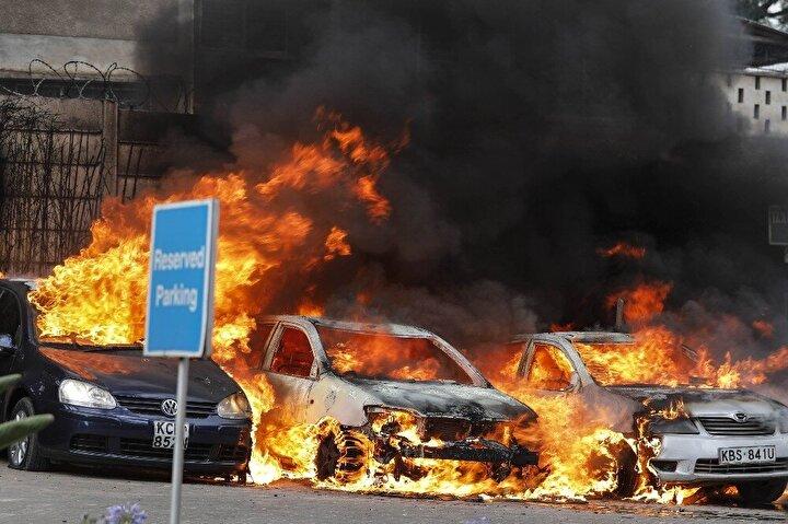 Saldırıda ölü sayısının 15e çıktığı açıklandı. Terör örgütü Eş-Şebab ise saldırıda 47 kişinin öldüğünü iddia etti.