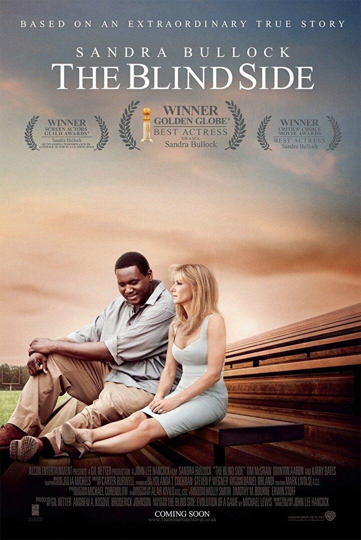The Blind Side – Kör Nokta  John Lee Hancock tarafından yazılan ve yönetilen bir Amerikan dram filmidir. Michael Lewisin 2006 yılında yayımlanan The Blind Side: Evolution of a Game adlı kitabından uyarlanan film babasını hiç tanımamış ve annesi uyuşturucu müptelası olan Afro-Amerikan bir çocuğun futbol kariyerini anlatmakta.