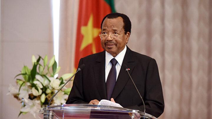 Paul Biya - Kamerun - 36 yıl