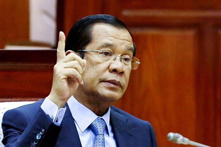 Hun Sen - Kamboçya - 34 yıl