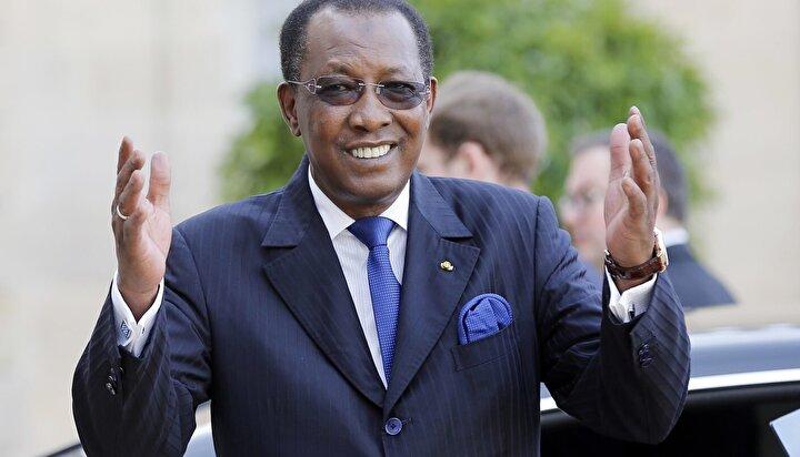 Idriss Déby - Çad - 28 yıl